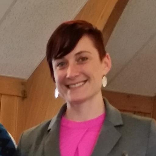 Farewell to Minister Sarah Caine