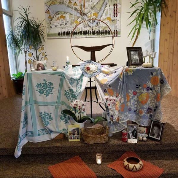 Samhain Service Held on Oct. 29