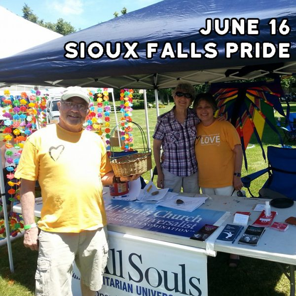 All Souls plans Pride Week participation